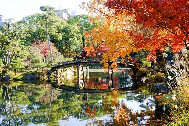 東本願寺の別邸 渉成園(しょうせいえん)