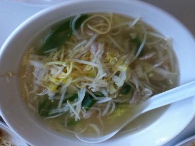 京都三条大橋 珉珉の ラーメン、ジンギスカンと餃子