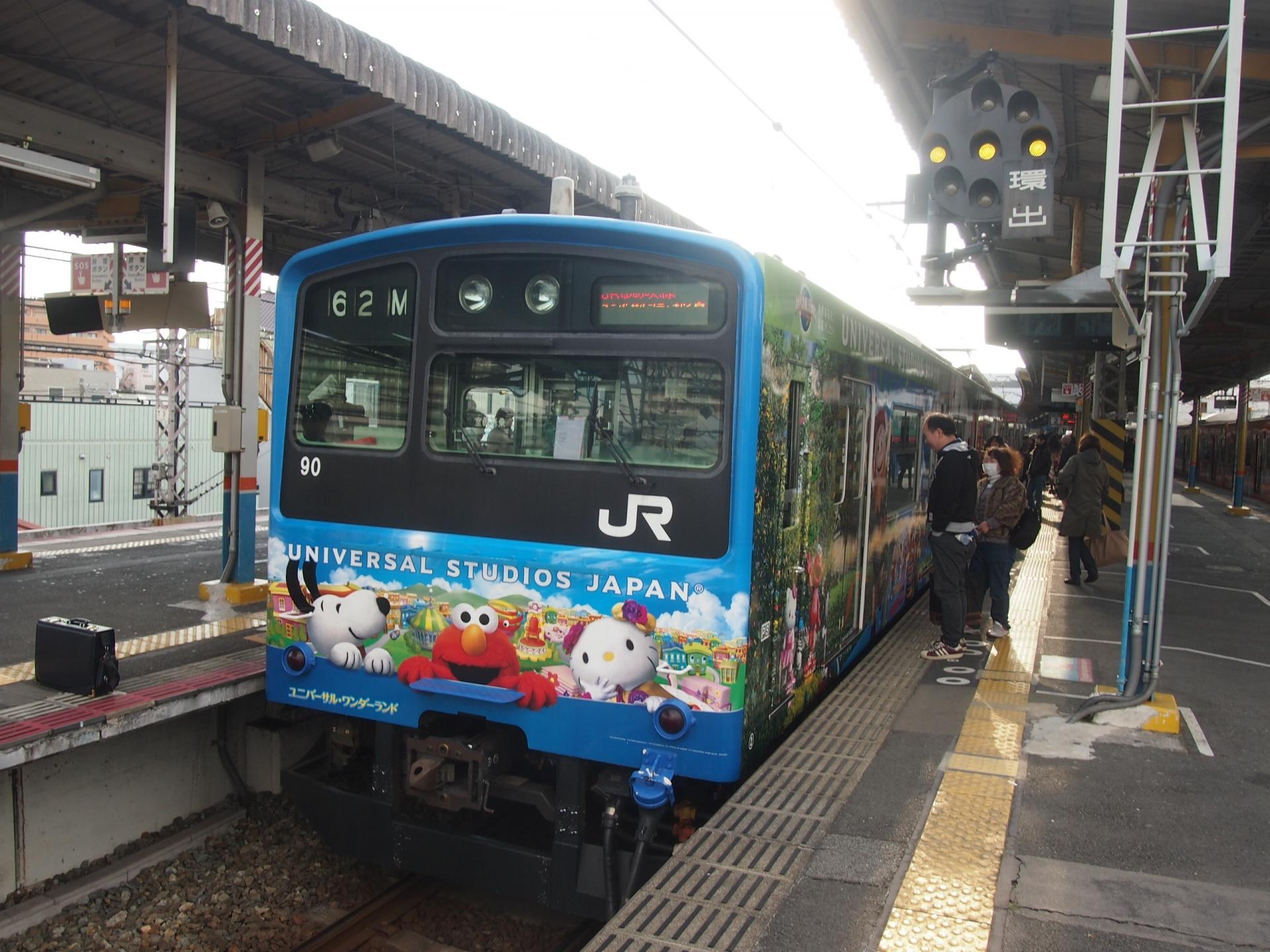 大阪旅行1泊2日モデルコース|usjプラン