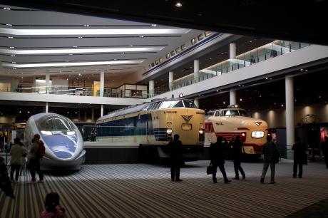 京都観光の新名所 京都鉄道博物館 プレオープン内覧会