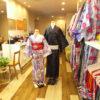 京都駅周辺の安いレンタル着物店は?|着物で京都観光